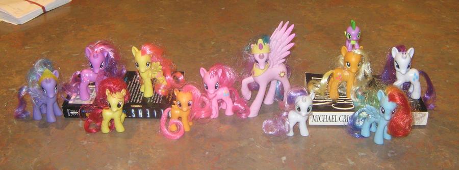 Pony Domination by CheerBearsFan