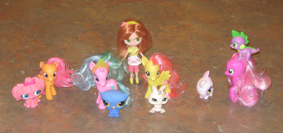 Littlest Pets For Little Ponies by CheerBearsFan