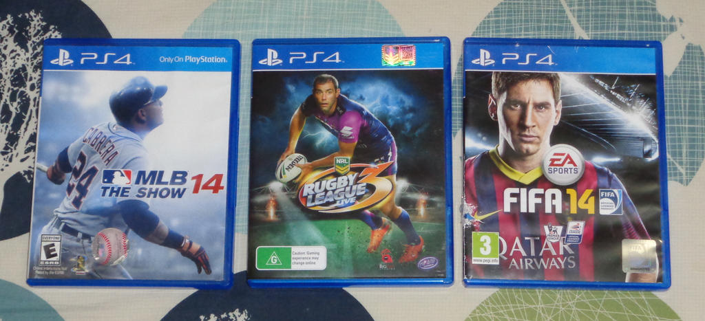 Sports Games For Ps4 : Ps sports games by cheerbearsfan on deviantart
