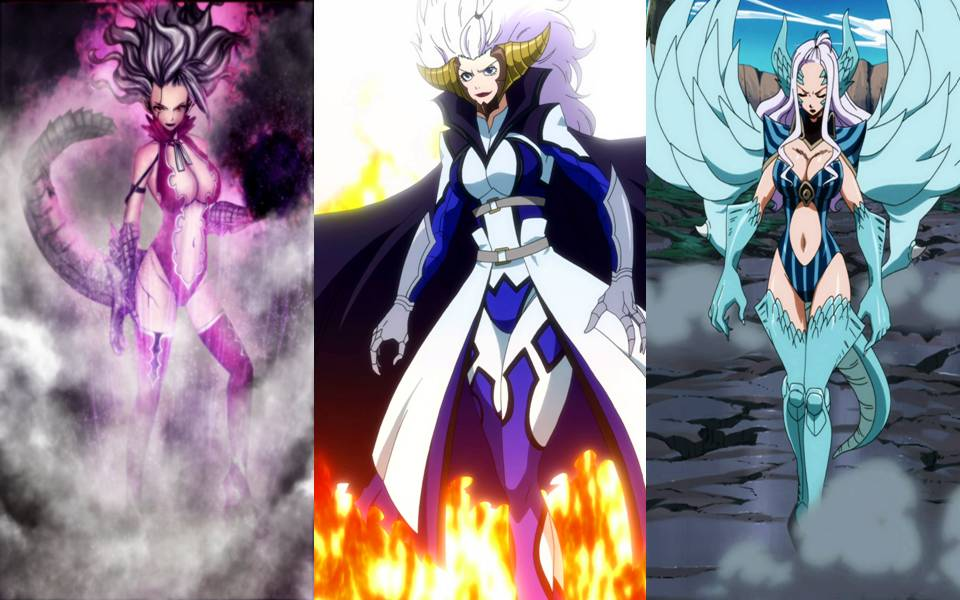 Mirajane Takeovers! by LuiseCeltic on DeviantArt