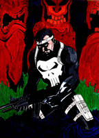 Punisher1 by ABEL8866
