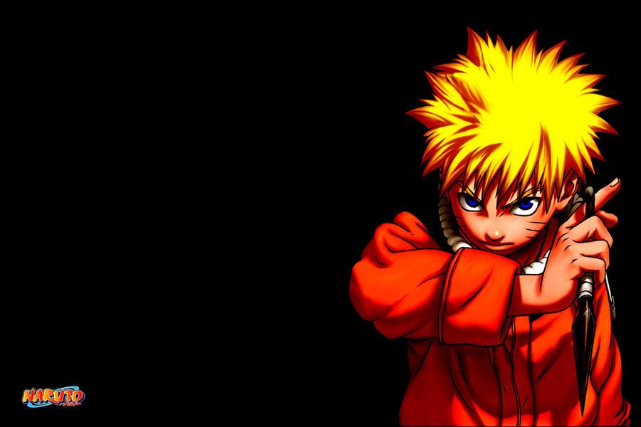 Naruto WallPaper - Kunai by ewokxz on DeviantArt