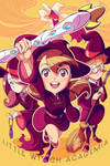 Little Witch Academia!!