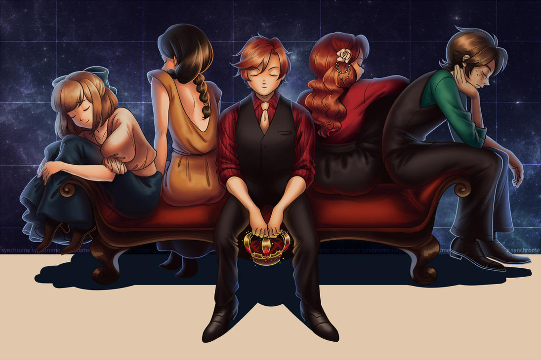 [ORIGINAL] Kings and Queens by synchrome