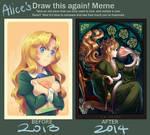 [Ib] Improvement meme 2013 - 2014