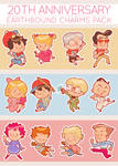 Earthbound charms!!