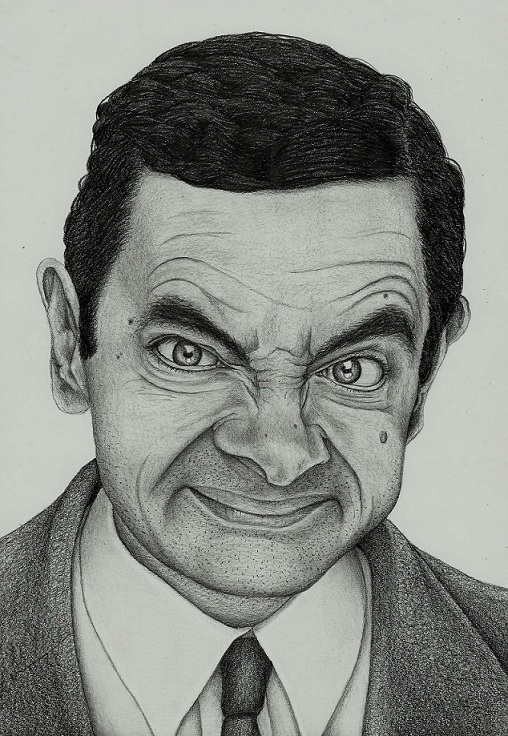 Mr. Bean by Pabllo13