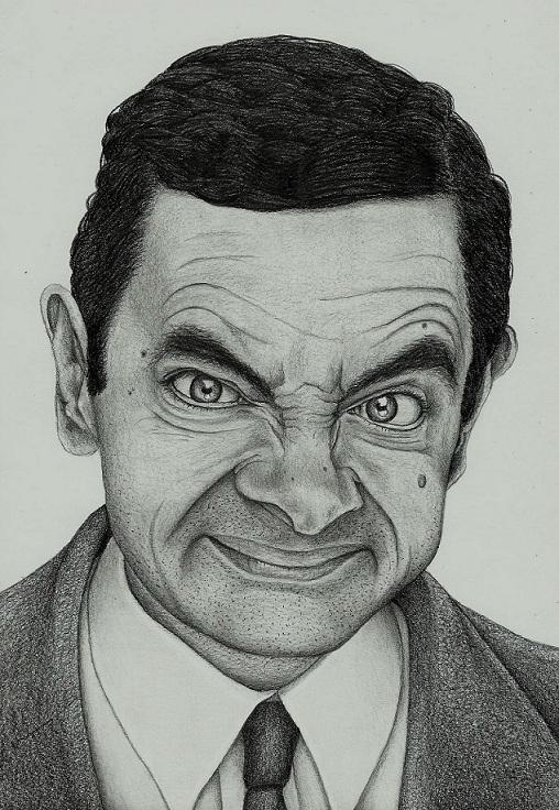 Mr. Bean by Pabllo13