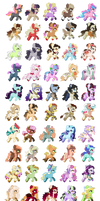 MLP OC Collection