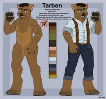 Bear Fursona - Tarben
