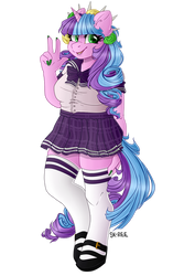 My Little Pony OC Ivy Lush