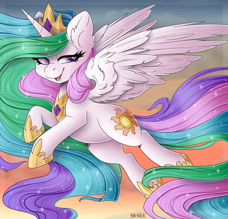 my_little_pony_celestia_by_sk_ree_ddlyyw
