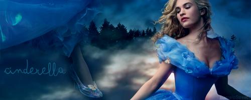 Cinderella Para Serendipity Firma by Hannaichi