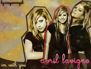 Avril Lavigne Blend im with you