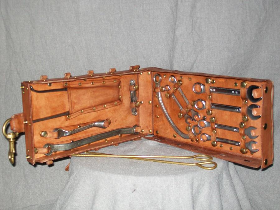 The tool kit. by CaraTheMyth