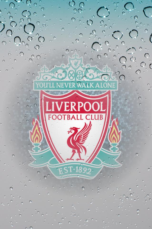 Liverpool FC Logo 4S Wallpaper by ErikJ0H on DeviantArt