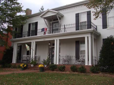 Old House On Main Street