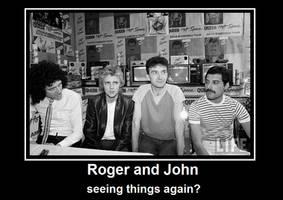 Roger and John by PoppycockFanatic13