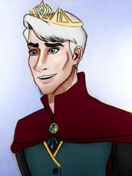 Elson, King of Arendelle