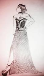 Kylo Ren the Fashion King by PoppycockFanatic13