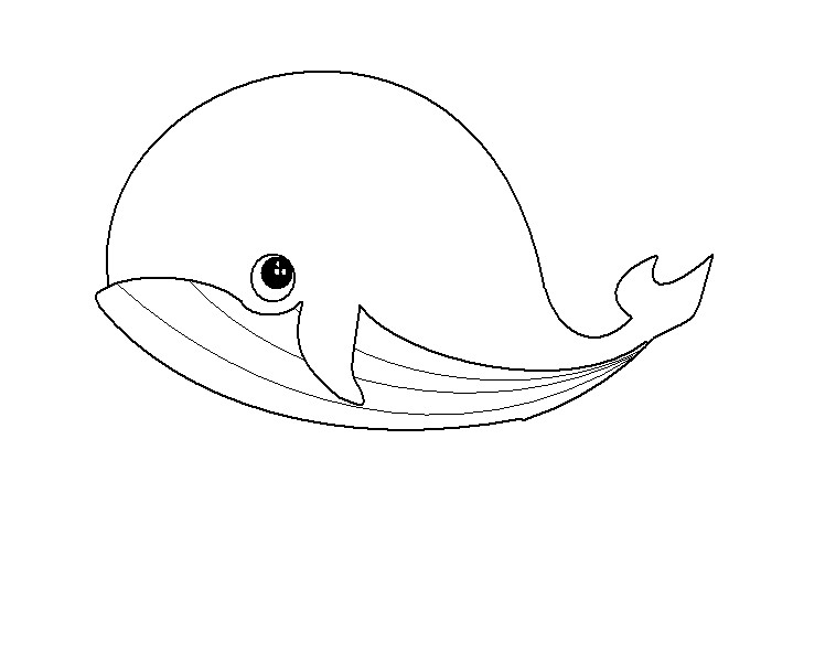 Line Drawing Whale : Whale lineart by truckrally on deviantart