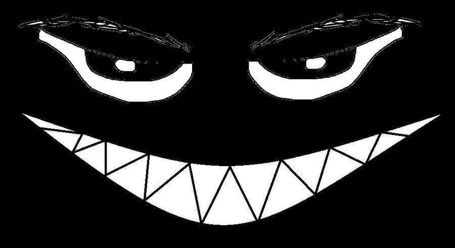 Evil Smile? by IanUzumaki on DeviantArt