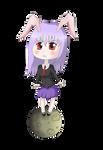 The moon rabbit by bakkeneko