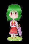 Flowermaster of Gensokyo ^^ by bakkeneko
