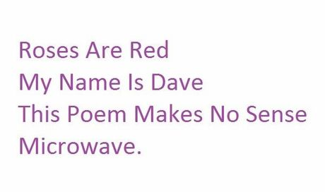 stupid love poems
