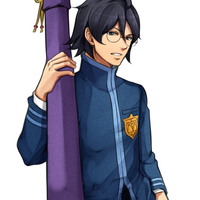 Rei Shizuya by maesketch