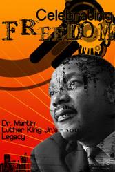 MLK Jr. Poster First Draft