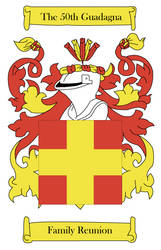 Guadagna Family Crest by Ironic-Sarcasm