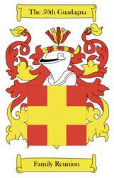 Guadagna Family Crest