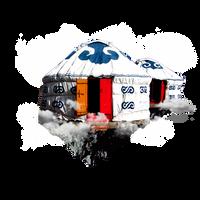 Floating Yurt