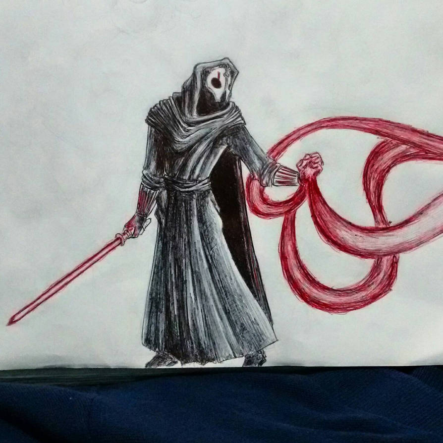 Darth Nihilus, lord of hunger