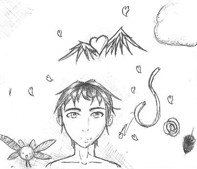 Doodle by ToriNoNeko