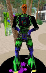 ME on Second Life by jegej17