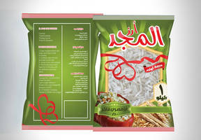 Rice packaging by abeedo21