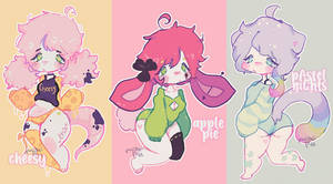auction open [angelic babies]