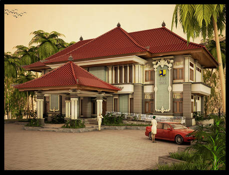 Bali Building Information Cent