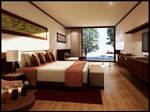 Bedroom, Carribean