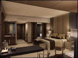 Bedroom Shengyang by Danur78