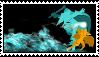 Dust and Fidget Stamp by DORUmonXXX