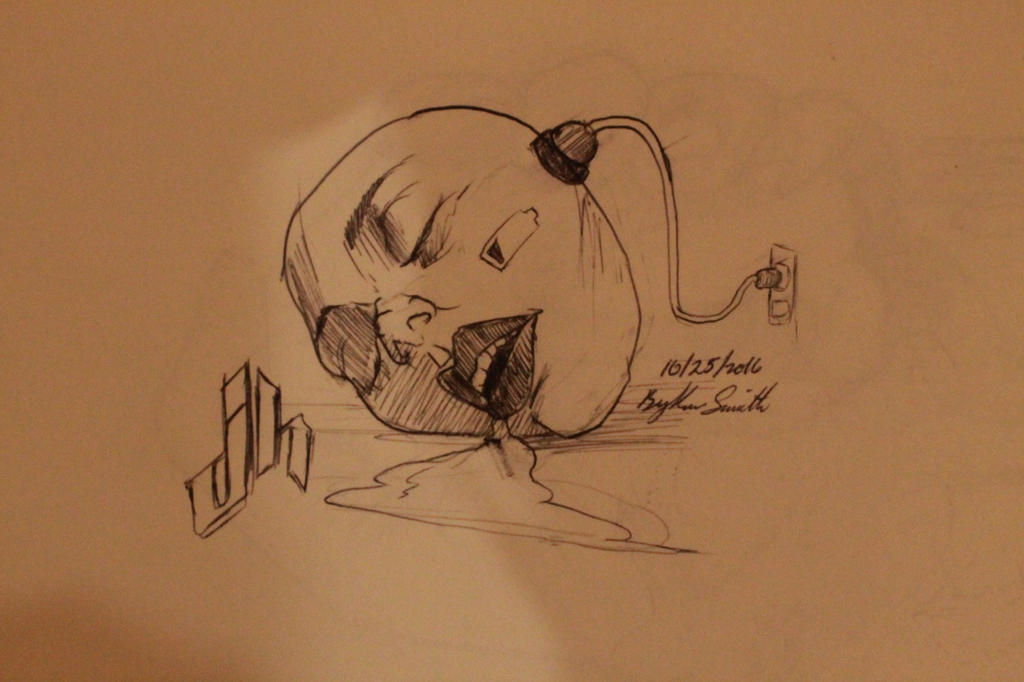 Inktober-2016-Day25-Tired by krs037