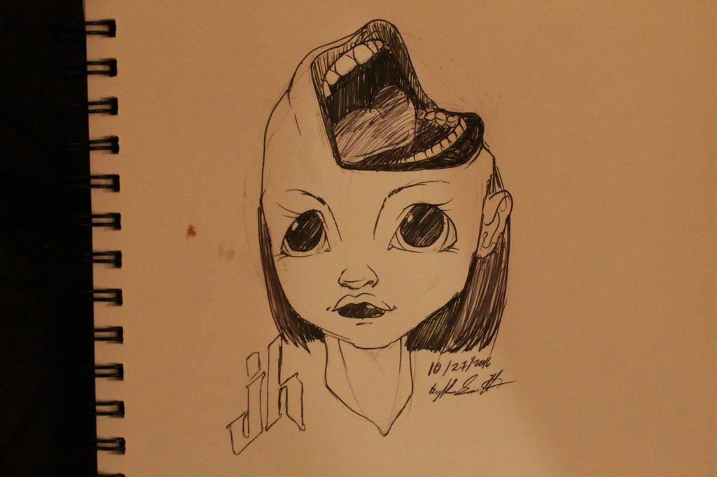 IMG Inktober-2016-Day27-Creepy by krs037