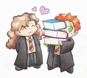 Good Ship Hermione Ron