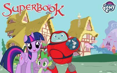 Superbook (MLP crossover)