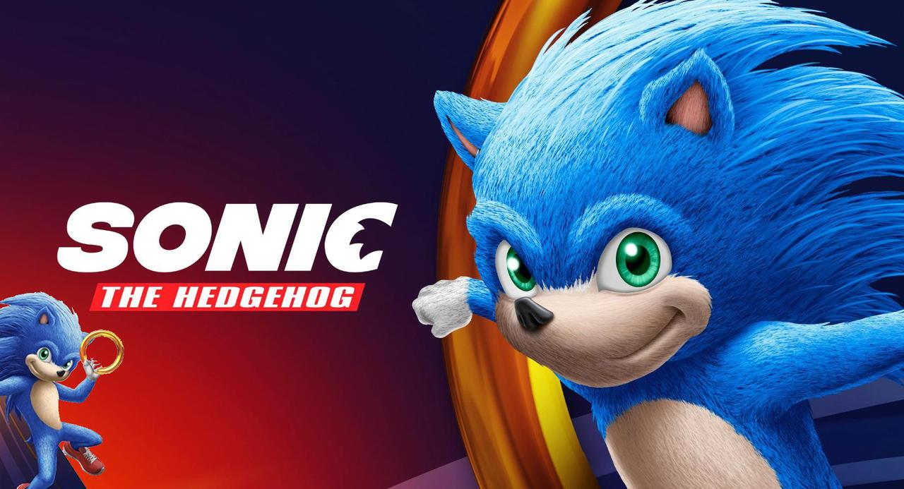 Sonic The Hedgehog Movie True Face By Balabinobim On Deviantart