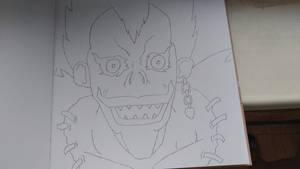Ryuk (Death Note Art)