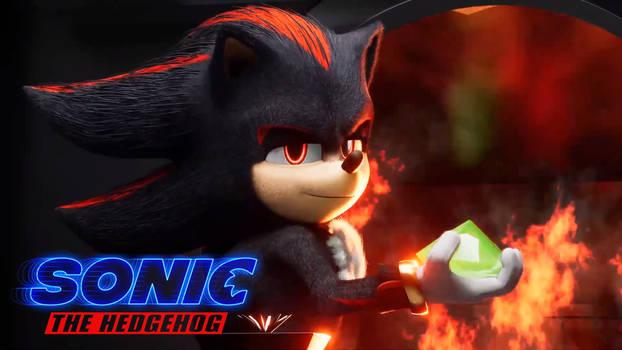 Shadow The Hedgehog (Sonic Movie)